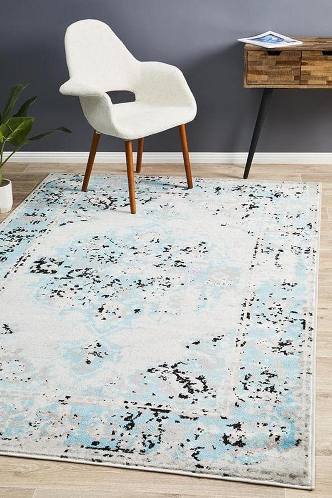 alexa transitional blue grey rug styleshot