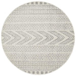 Mirage Adani Tribal - Grey [Round]