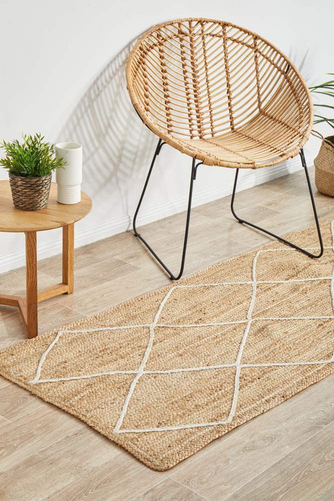 Load image into Gallery viewer, Noosa 222 Natural Runner Rug