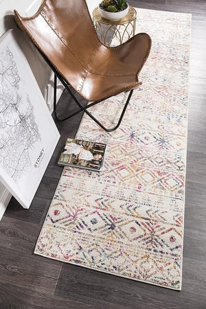 Load image into Gallery viewer, Oasis Ismail Rustic - Multi Grey [Runner]