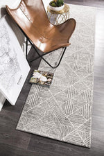 Oasis Kenza Contemporary - Silver [Runner]
