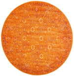 Radiance Eliana - Burnt Orange [Round]