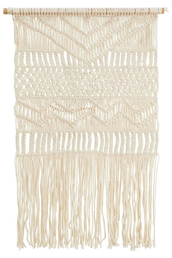 Amity Wall Hanging - Natural
