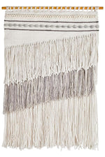 Everdeen Wall Hanging - Grey