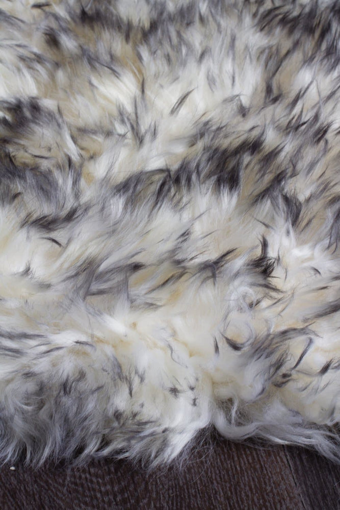 Natural New Zealand Sheep Skin - Ombre