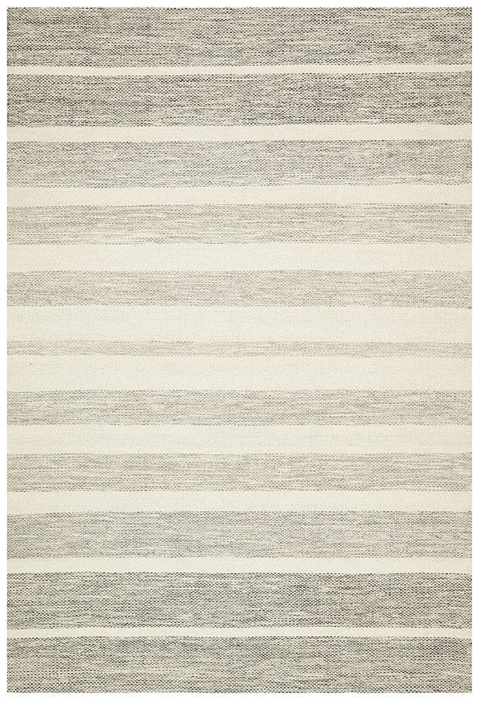 Skandinavian Stripes - Grey