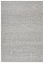 Oskar Felted Wool Striped - Grey