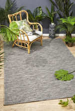 Terrace Diamond - Grey [Indoor Outdoor]