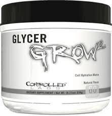 Controlled Labs Glycer Grow