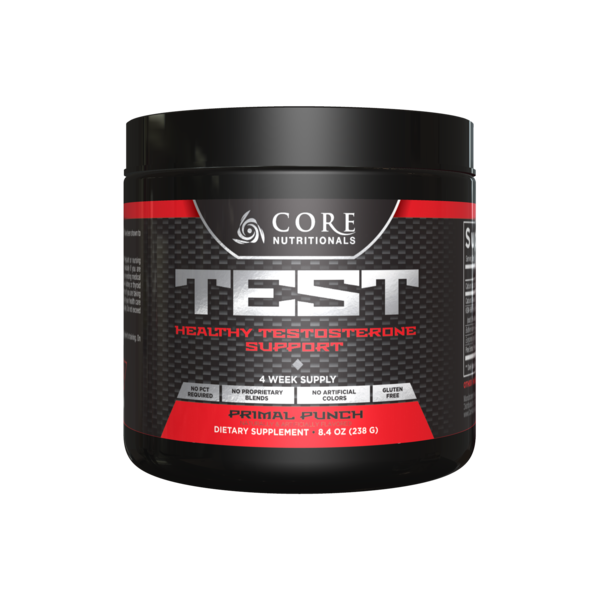 Core Nutritionals Test