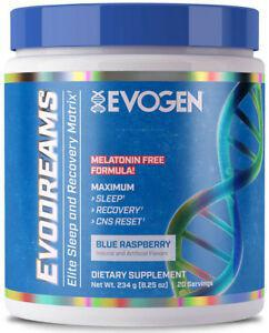 Evogen Evodreams Blue Rasberry