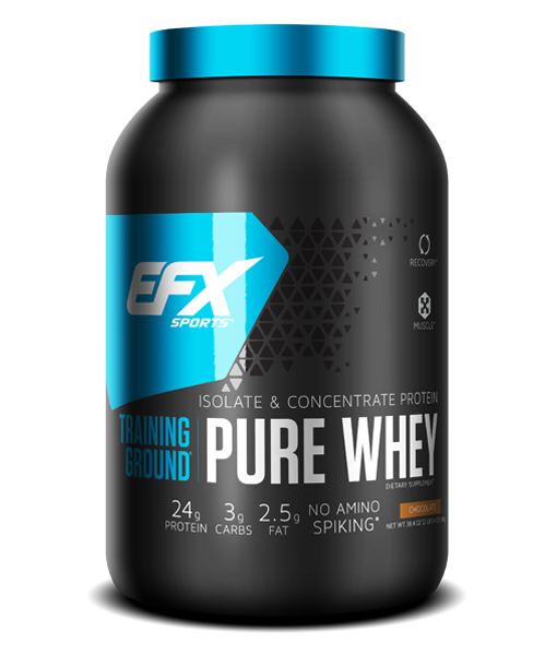 EFX Training Ground Pure Whey