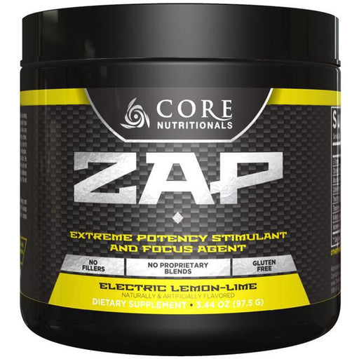 Core Nutritionals ZAP