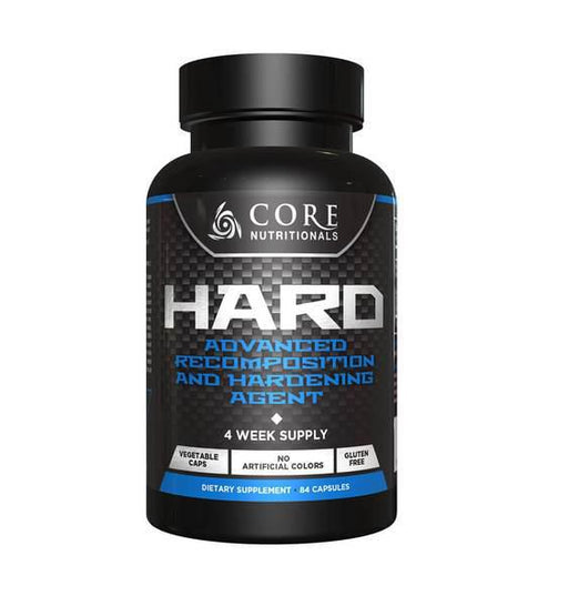 Core Nutritionals Hard Capsules 4 Week Supply