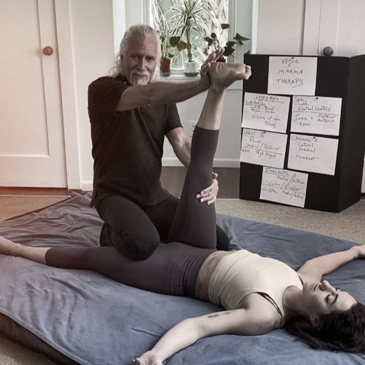 Vedic Massage Thai Table Legs and Hips Two Hours/Two CECs