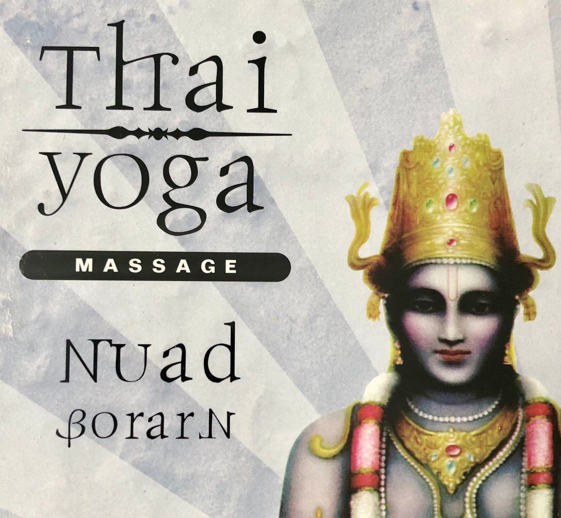 Thai Yoga Massage DVD