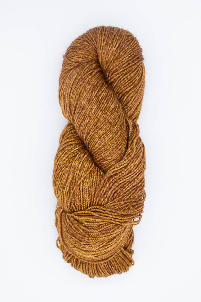 Andal on BFL Sock Yarn