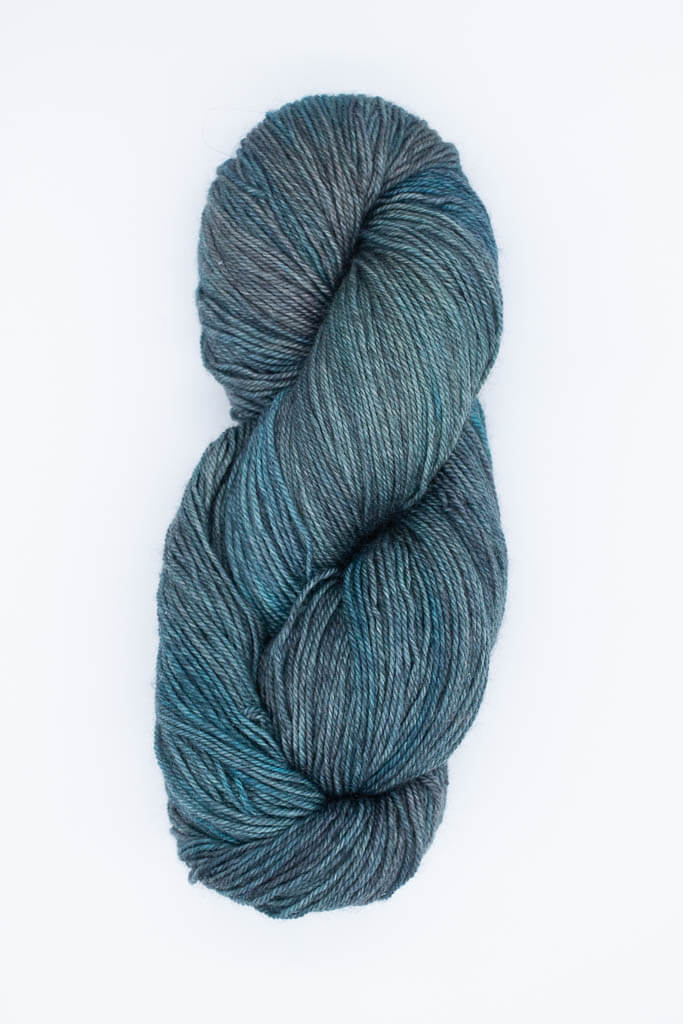 Watson on BFL Sock Yarn