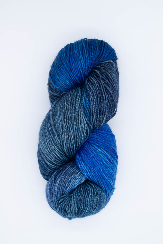 Janson on BFL Sock Yarn