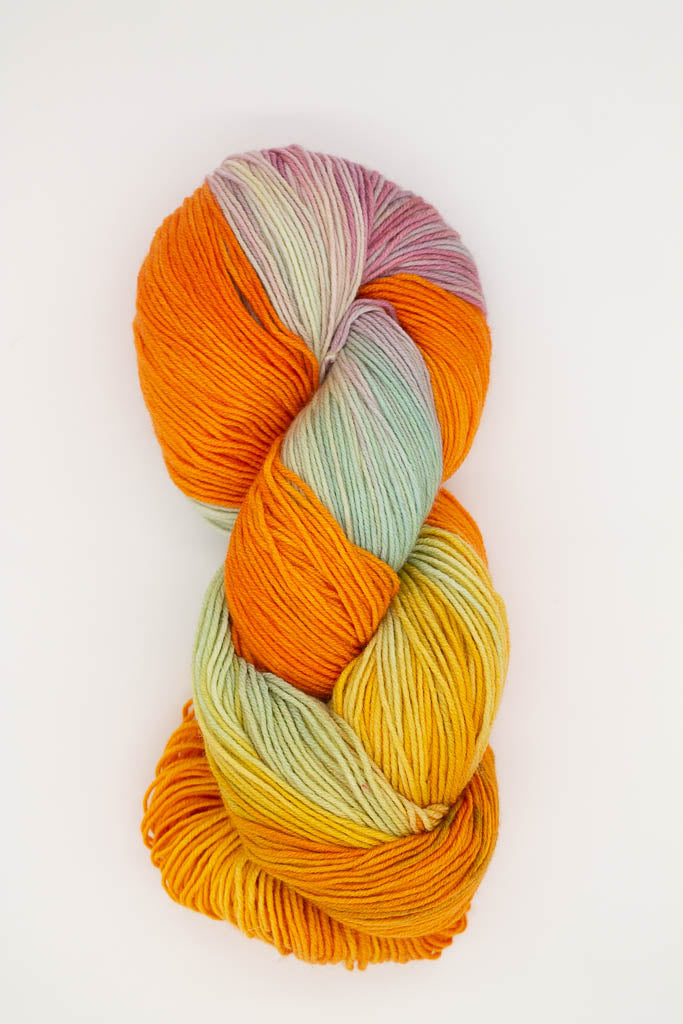 Honour on Calypso 349 Sock Yarn