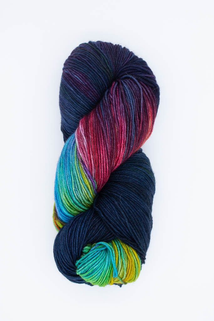 Magnus on Calypso 349 Sock Yarn