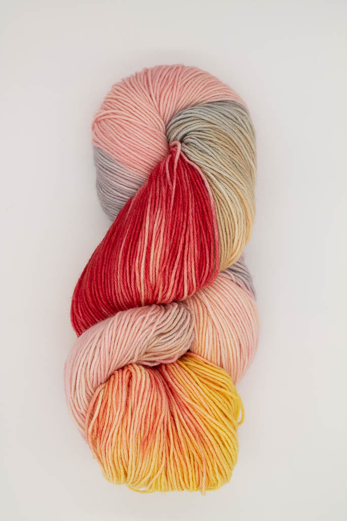 Symfite on Calypso 349 Sock Yarn