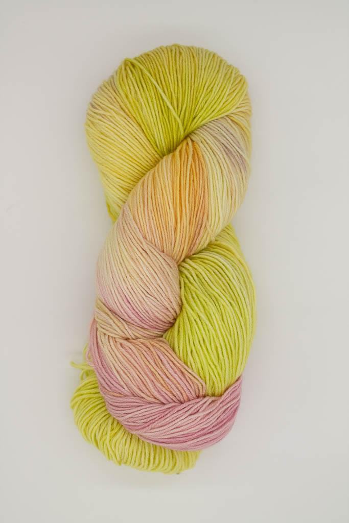 Zing on Calypso 349 Sock Yarn