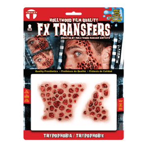 Tattoo Fx Transfers - Trypophobie