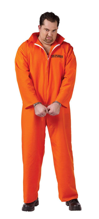 Costume de Prisonnier Orange - Homme - PS