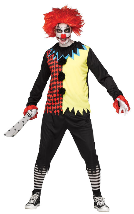 Costume de clown terrifiant - Adulte