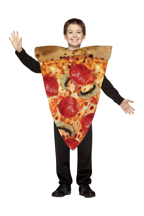 Costume de Pizza - Enfant - Costume - Boo'tik d'Halloween