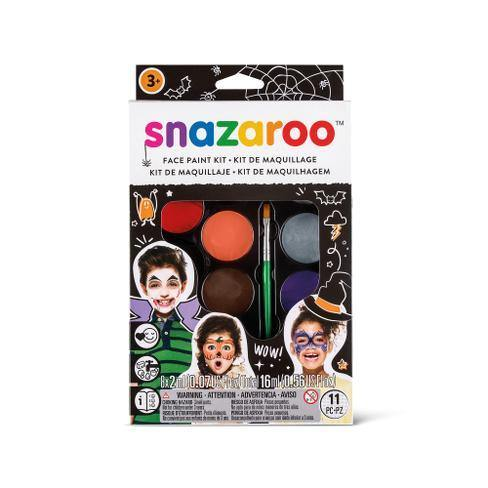Coffret de maquillage Snazaroo Halloween