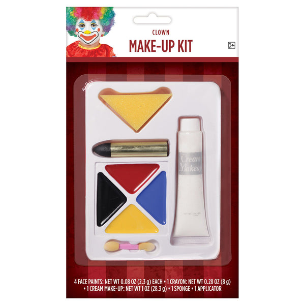 Ensemble de maquillage de clown