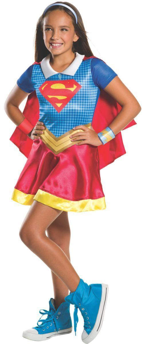 Costume de Supergirl™ - DC Super Hero Girls - Fille