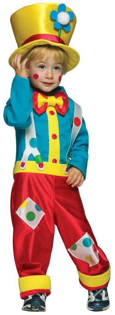 Costume de Clown - Bambin