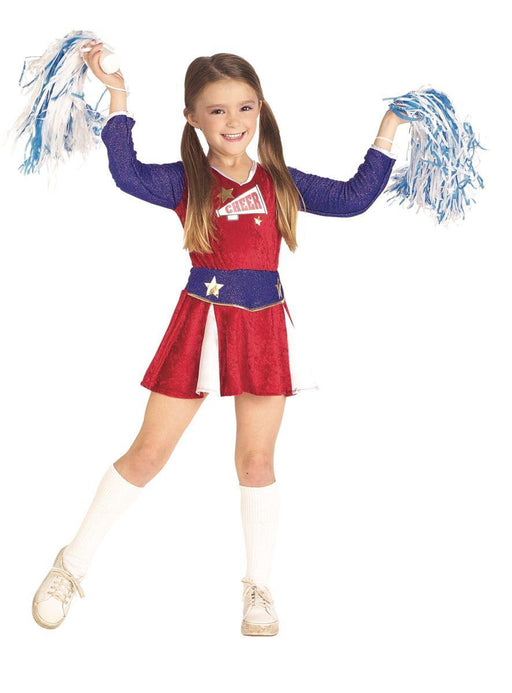 Costume de Pom Pom Girl - Fille