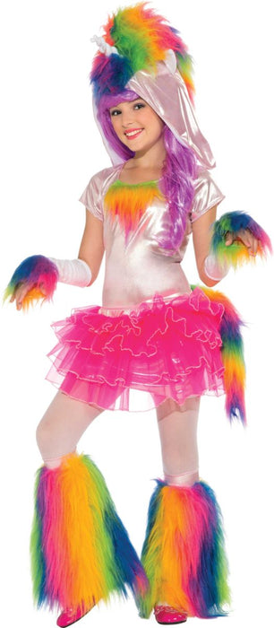 Costume de licorne multicolore - Enfant