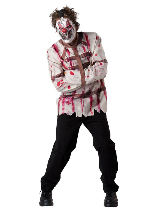 Costume de Clown Psycho - Homme