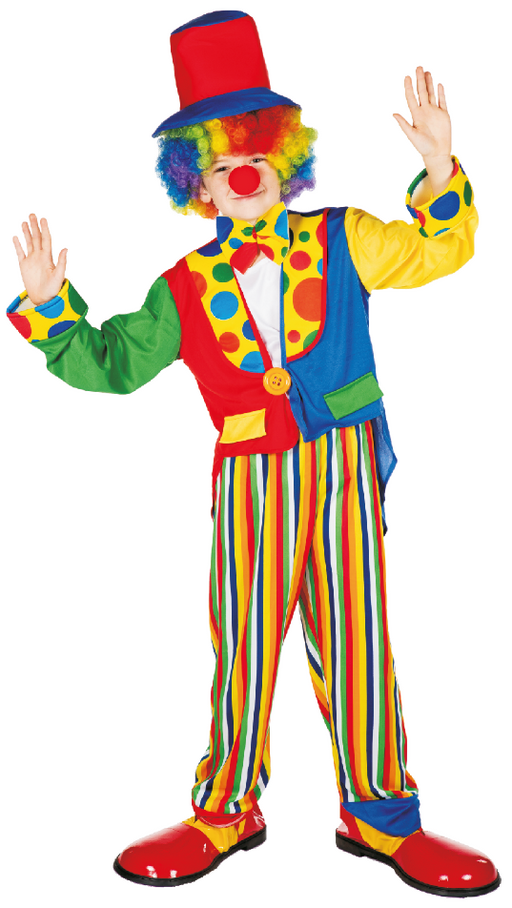 Costume de clown - Garçon