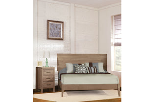 2 West Platform Queen Bed
