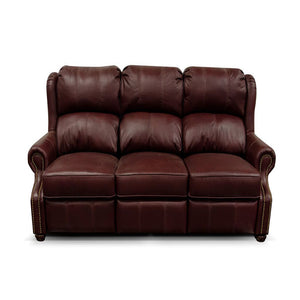 Lucia Double Reclining Sofa - Upholstery