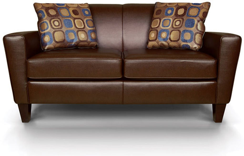 Collegedale Leather Sofa - Country Woods Furniture