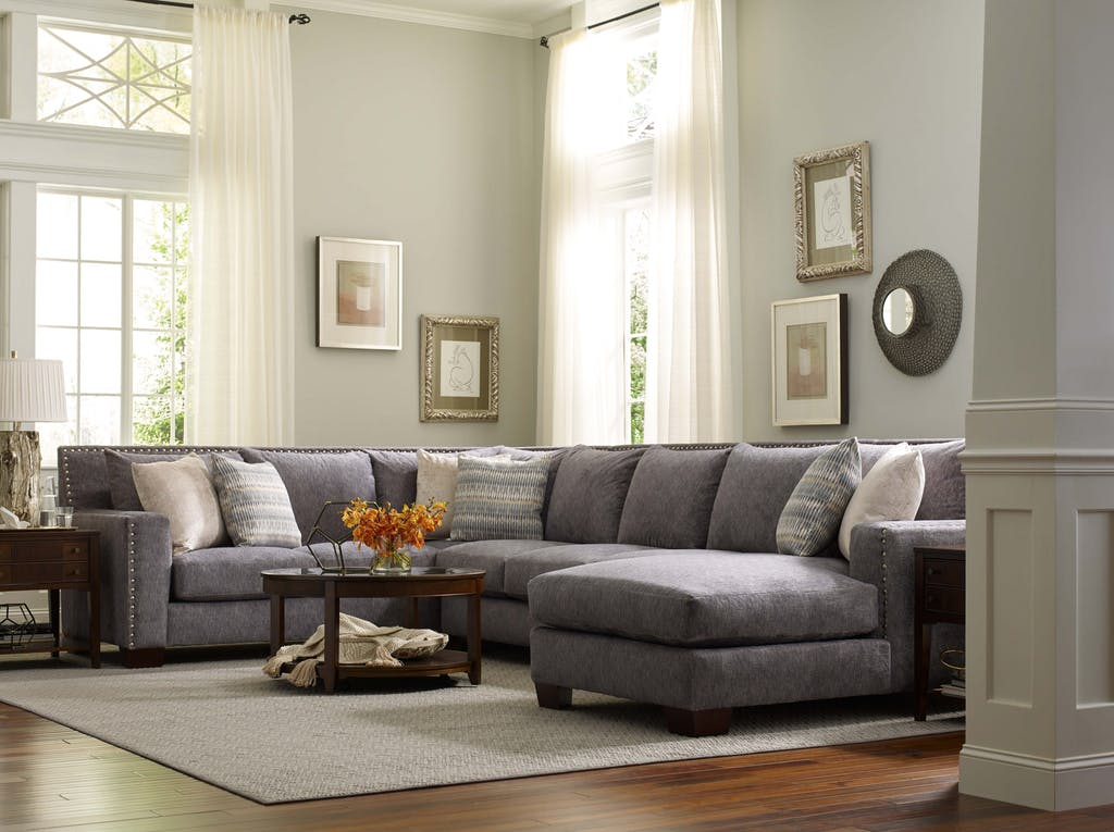 Luckenbach Sectional with Nails