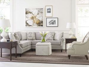 Palmer Sectional with Nails