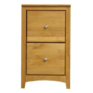 Alder 2 Drawer File Cabinet - Home Office