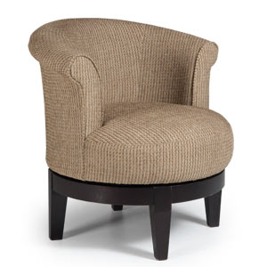 Attica Swivel Chair - Upholstery