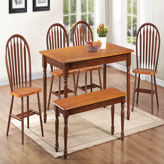 Rectangular Farmhouse Table - Dining