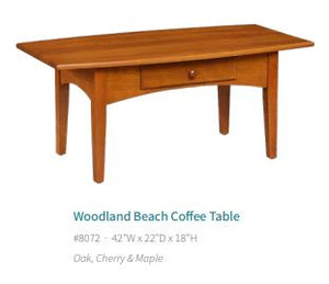 Woodland End Tables