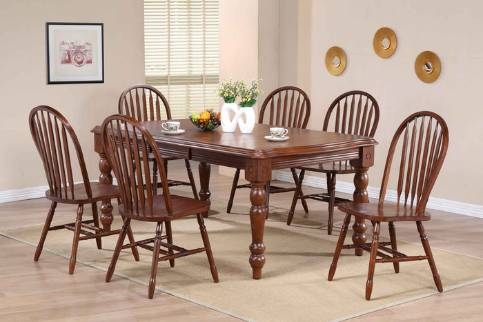 Andrews 7-PC Extension Table