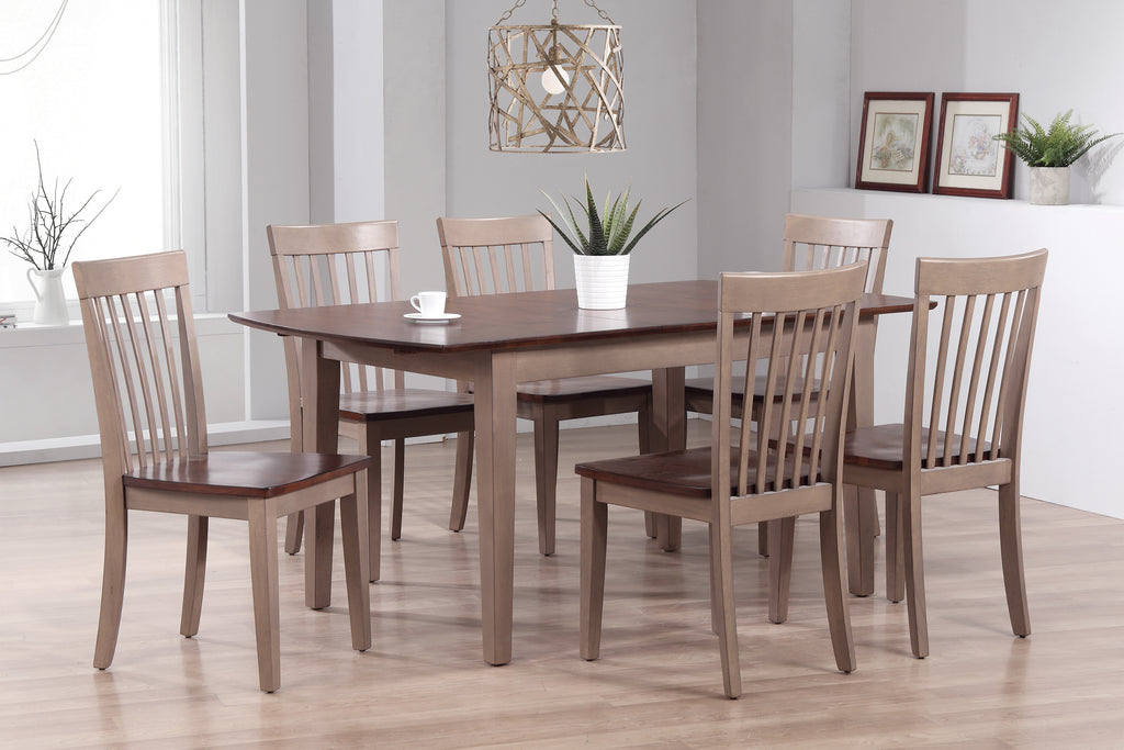 Contemporary 7-PC Dining Room Set